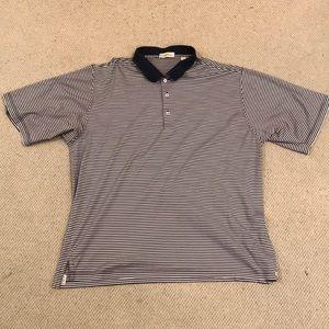 Peter Millar Crown Soft Classic Golf Polo